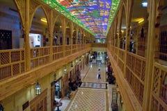 Binnensouk in Doubai, de V.A.E Stock Foto's