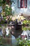 Binnenwaterboot Stock Fotografie