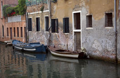 Binnenwateren van Venetië 2 Royalty-vrije Stock Afbeeldingen