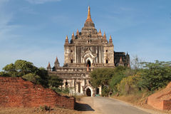 That Binnyu pagoda in Bagan Stock Photos