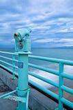 binocle пляжа Стоковые Изображения