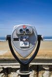 Binocolo facente un giro turistico Fotografie Stock