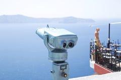 binocolo fotografia stock