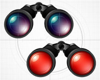 Binocular Fotografía de archivo libre de regalías