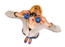 Binocular Imagens de Stock