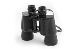 Binocular. Isolated on white background Royalty Free Stock Photography