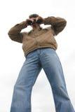 binocular 免版税库存照片