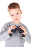 Binocular Foto de Stock Royalty Free