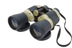 Binocular Royalty Free Stock Photos