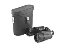 Binocular Royalty Free Stock Image