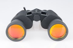 Binocular front view Royalty Free Stock Photos
