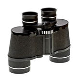 Binocular isolated on white Royalty Free Stock Photography