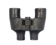 Binocular isolated on white Stock Photo