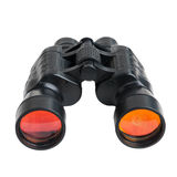 Binocular. Isolated on white background stock photography