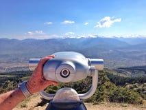 Binocular Royalty Free Stock Photo