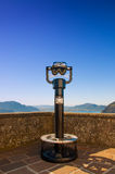 Binocular observation Royalty Free Stock Images