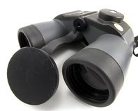 Binocular Perspective Royalty Free Stock Photography