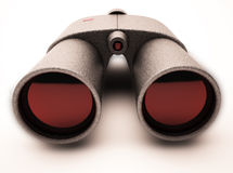 Binocular search Royalty Free Stock Photos