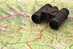 Binocular Royalty Free Stock Image