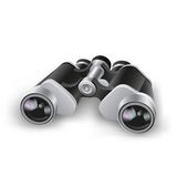 The binocular Royalty Free Stock Image