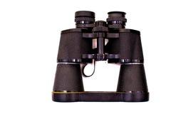 Binocular telescope Stock Image