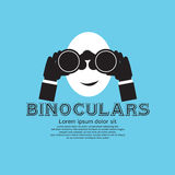 Binocular. Binocular Vector Illustration EPS10 stock illustration