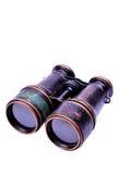 Binocular velho Imagem de Stock Royalty Free