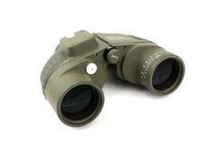 Binocular verde Imagens de Stock Royalty Free
