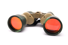 Binoculars Royalty Free Stock Photography