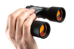 Binoculars Royalty Free Stock Images