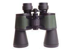 Binoculars. Binioculars,shot in studio against white background Royalty Free Stock Photography
