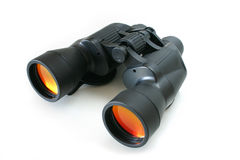 Binoculars. On white background Stock Photography