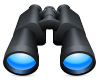 Binoculars. Royalty Free Stock Image