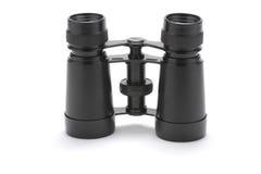 Binoculars. Pair of Binoculars on White Background Royalty Free Stock Photo