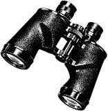 Binoculars Royalty Free Stock Photo
