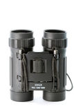 Binoculars. Isolated binoculars Stock Photography