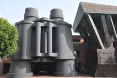 Binoculars Building (Chiat/Day Building) in Venice, California Stock Photos