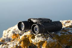 Binoculars close-up Royalty Free Stock Image