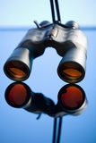 Binoculars, close-up Stock Image