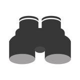 binoculars design. optical instrument icon.  Stock Photos