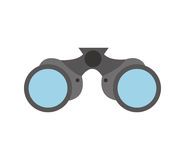 Binoculars device isolated icon Royalty Free Stock Images