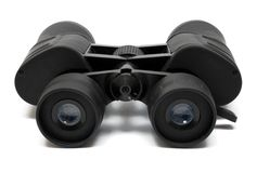 Binoculars Front - Side View w/ Path