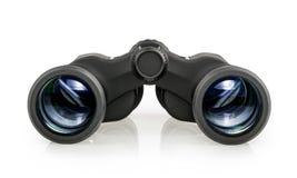 Binoculars isolated on white background Royalty Free Stock Photo