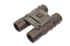 Binoculars isolated Stock Photography