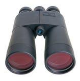 Binoculars isolated on white background Royalty Free Stock Photos