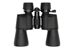 Binoculars - Top View w/ Path Stock Images