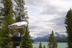 Viewing Binoculars Royalty Free Stock Image