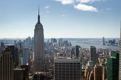 Binokular in New York Lizenzfreies Stockfoto