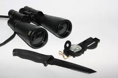 binokularskompass fotografering för bildbyråer