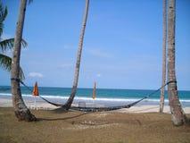 bintan吊床印度尼西亚 库存照片